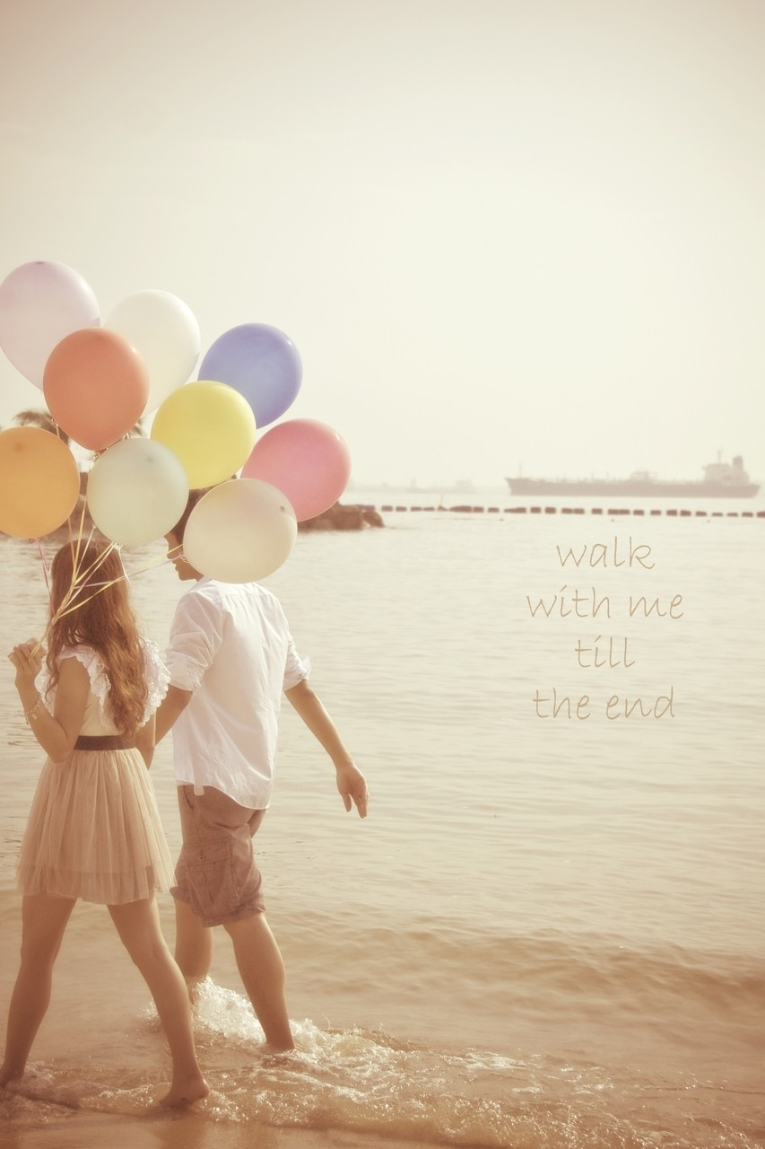 Love You Till The End Wallpapers : Walk With Me Till The End - OGQ Backgrounds HD